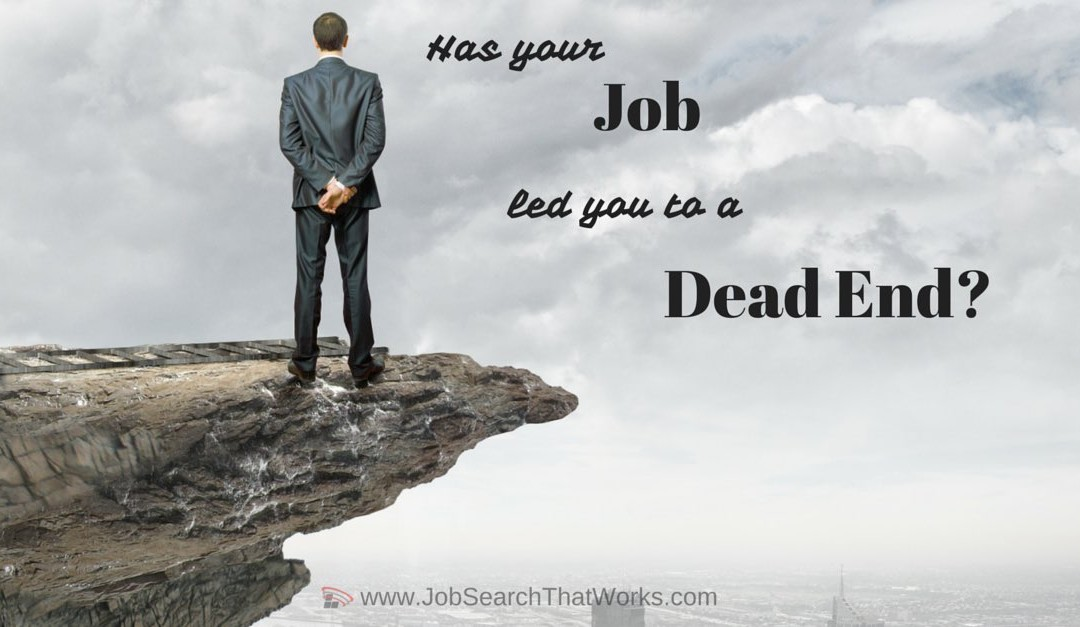 Are You In A Dead End Job?