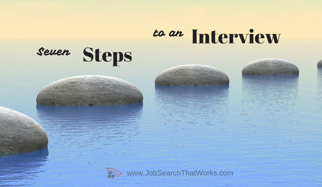 7 Steps to FINALLY Land an Interview