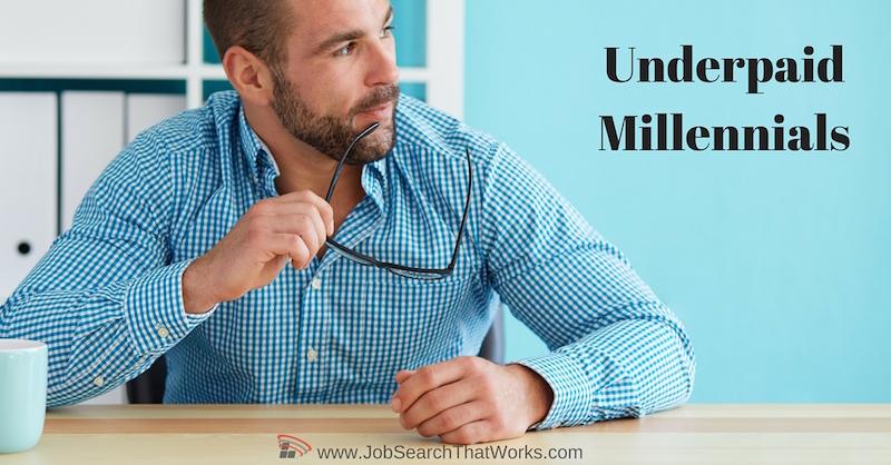 Underpaid Millennials